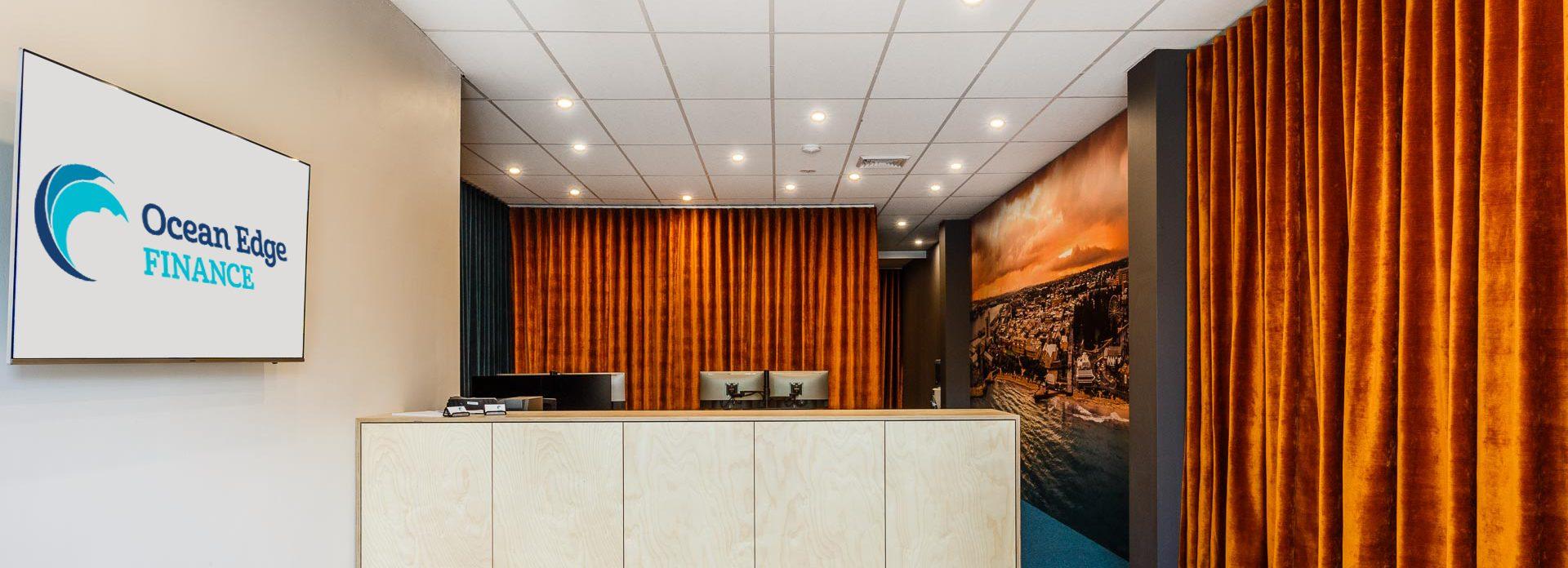 Ocean Edge Finance Foyer